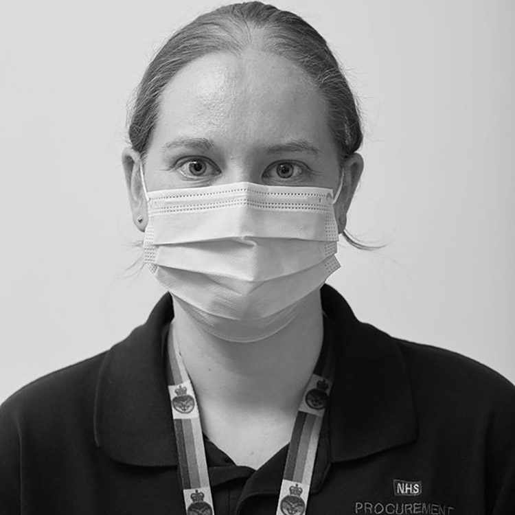 Kelly, Stock Controller, The Queen Elizabeth Hospital, King's Lynn Foundation NHS Trust