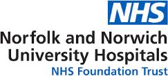 NNUH logo