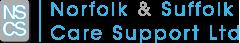 Norfolk & Suffolk Care Support logo