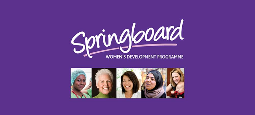 Springboard Women's Development Programme