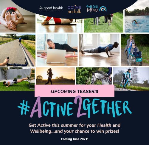 #Active2gether Campaign